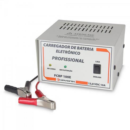 Sistema Carregador FCBP30E 13,8V 3A c/Flutuação HAYONIK