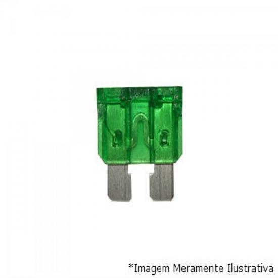 Fusível Lâmina Pequeno 30A Verde GENÉRICO