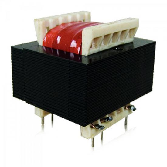 Transformador 9/100CI 9+9VAC 127/220VAC 65mA HAYONIK