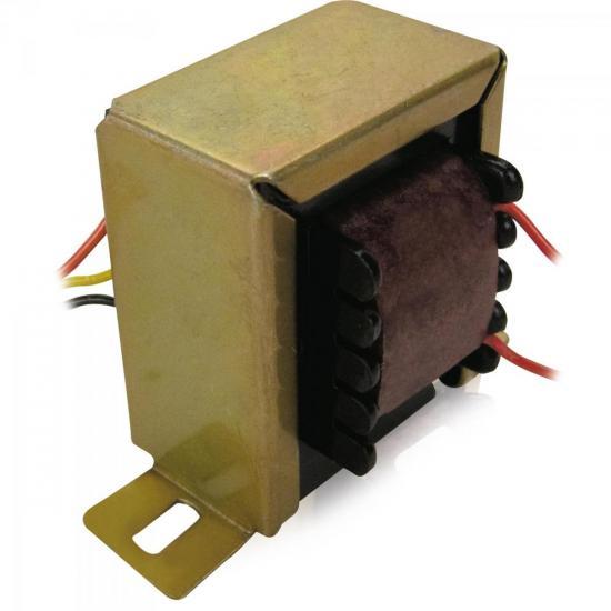 Transformador 12/100CI 12+12VAC 127/220VAC 50mA HAYONIK