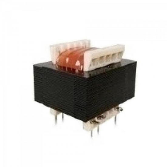Transformador 12+12VAC 127/220VAC 160mA 12/400CI HAYONIK