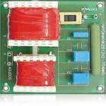 Divisor de Frequência 2V 12DB 250W TITANI HAYONIK