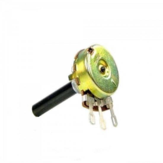 Potenciômetro Mini s/Chave Linear 5K L20 GENÉRICO