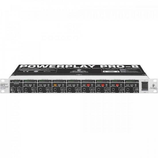 Amplificador para Fone de Ouvido Power Play HA8000 BEHRINGER