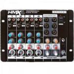 Mixer/Mesa de Som HMX-4 4 Canais HAYONIK