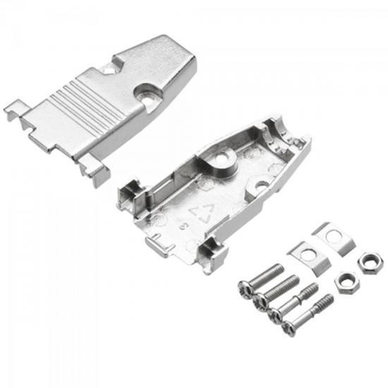 Capa DB09 com Parafuso - Kit Longo cor Alumínio GENÉRICO