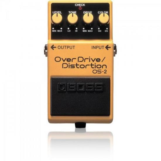 Pedal Overdrive/Distortion OS2 BOSS