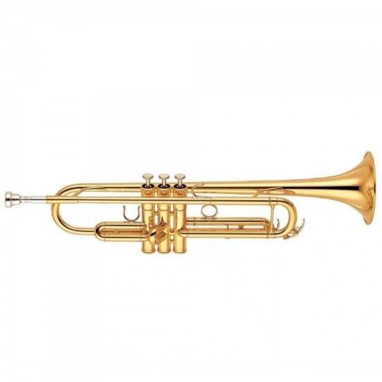 Trompete Laqueado Bb YTR6335