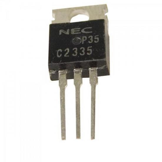 Transistor 2SC 2335 GENÉRICO