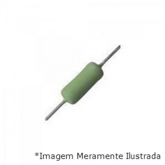 Resistor Fio 5W AC-05 580R GENÉRICO