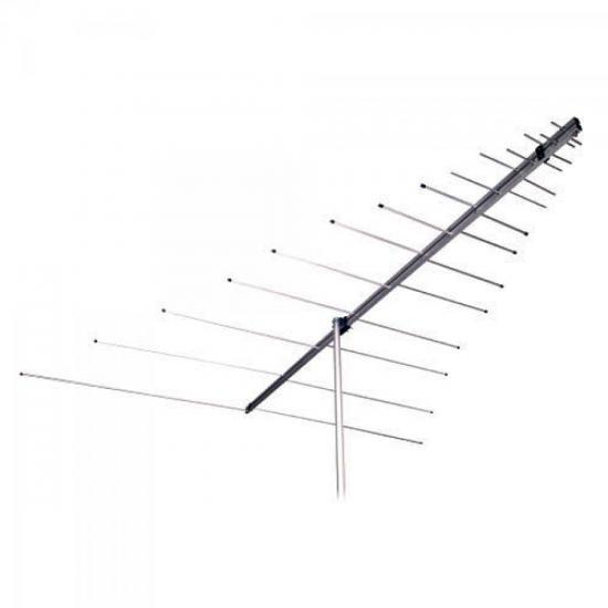 Antena Externa Log Periódica VHF/UHF/HDTV/FM LVU12 AQUÁRIO