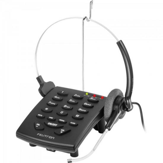 Telefone Headset STILE S8010VG FELITRON