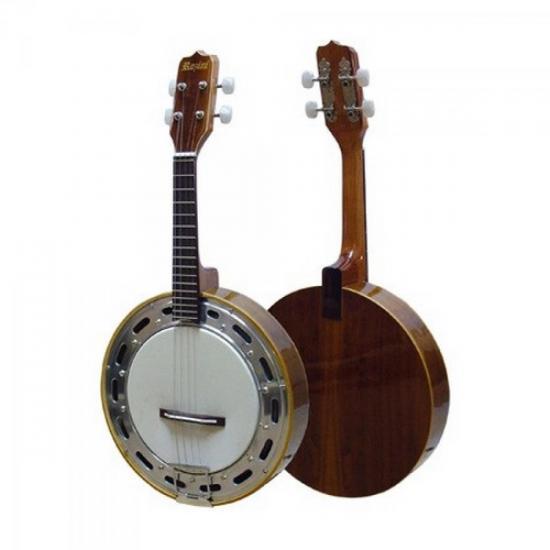 Banjo Elétrico Série Studio Natural RJ11 ROZINI