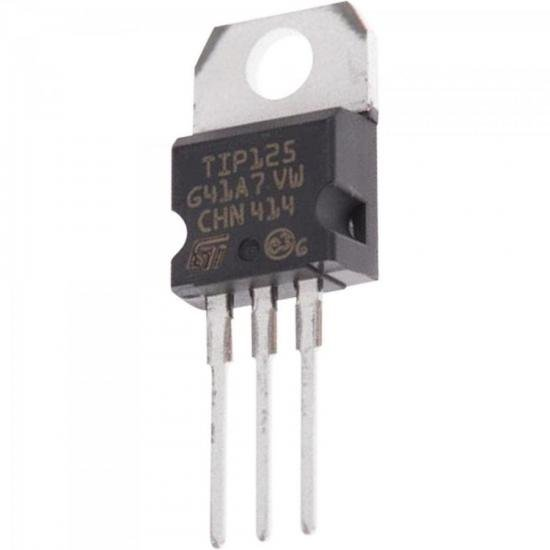 Transistor TIP125 ST GENÉRICO