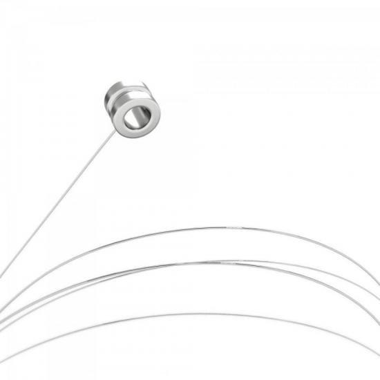 Corda De Aço Canário GESWB3 Para Violão Com Bolinha 3ª Corda GIANNINI