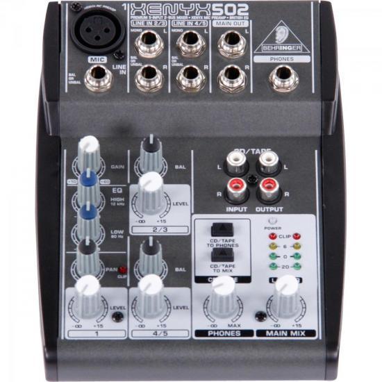 Mixer Xenyx 502