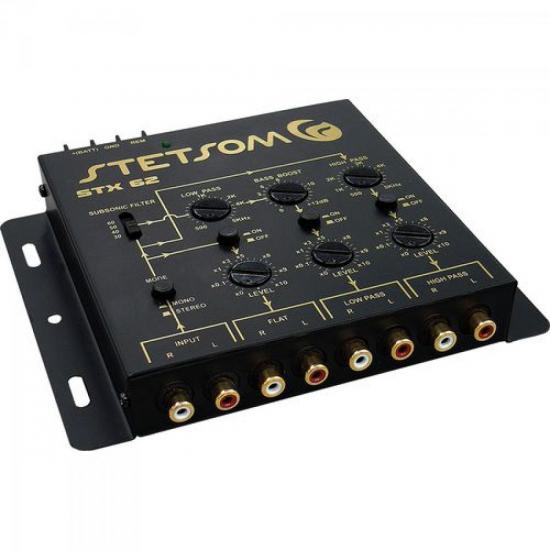Crossover Eletrônico STX62 STETSOM