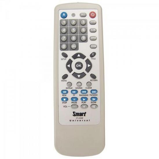 Controle Remoto para DVD UNIVERSAL ST230E GENÉRICO