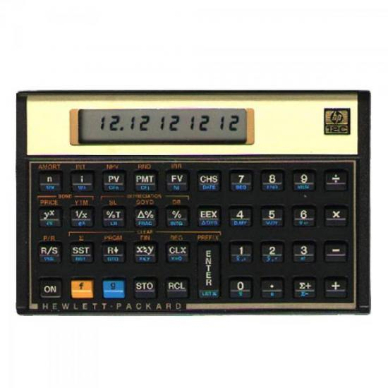 Calculadora Financeira HP12C GOLD HP