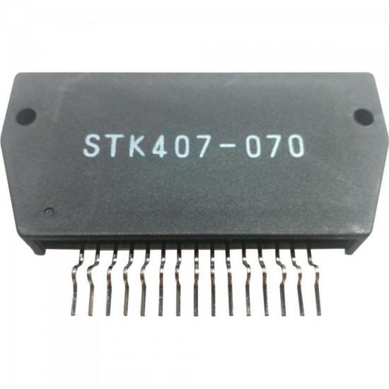 Circuito Integrado STK407 070 GENÉRICO