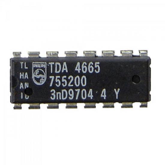 Circuito Integrado TDA4665 GENÉRICO