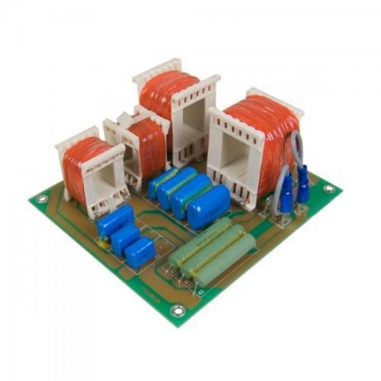 Divisor de Frequência 2 Vias 12dB 250 Wrms HK4012V2 HAYONIK