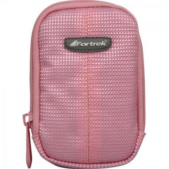 Bolsa para Câmera Digital Rosa Photobag PB-101PK FORTREK