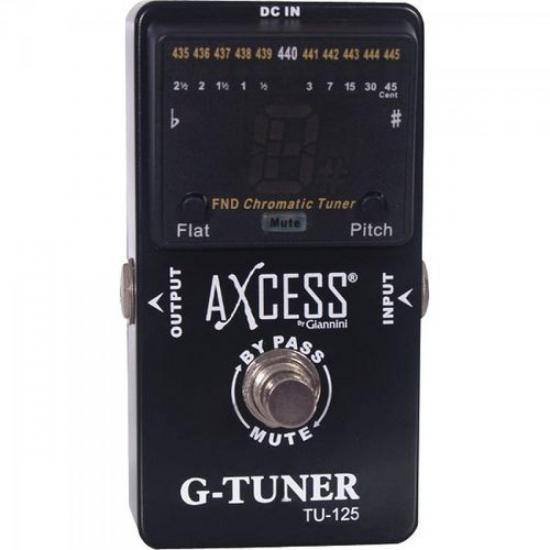 Pedal Afinador TU125 AXcess by GIANNINI