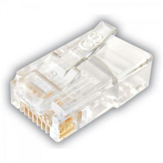 Conector Macho CAT5e U/UTP Pacote com 100 unidades SOHOPLUS