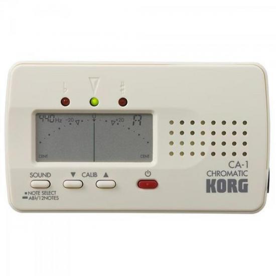 Afinador Cromático Para Qualquer Instrumento CA1 KORG