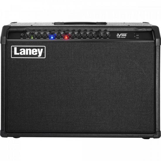 Cubo para Guitarra 120 Watts LV300 Com Pré Valvulado Twin LANEY