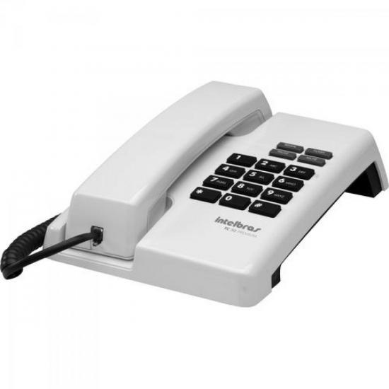 Telefone Premium TC50 Cinza INTELBRAS