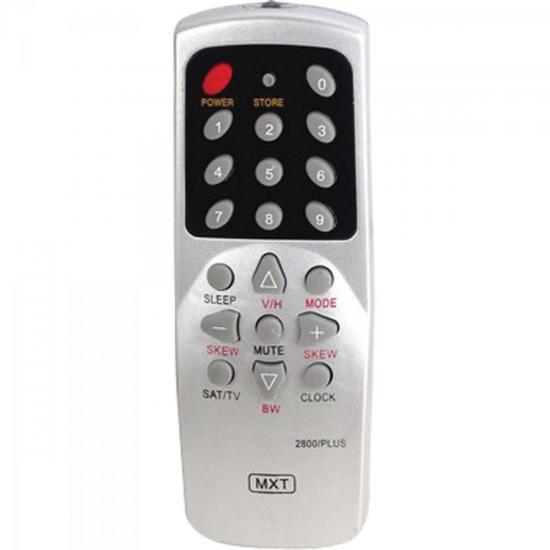 Controle Remoto CO807 para Receptor Hicom 2800 Plus GENÉRICO