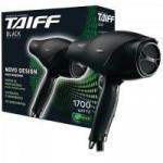 Secador de Cabelo 1700W 220V BLACK Preto TAIFF