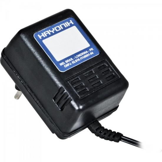 Fonte FTP-909 9VDC 900mA HAYONIK