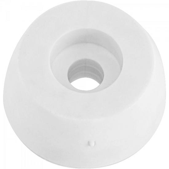 Pé de Plástico Para Caixa Pequena MINI Branco CANESSO