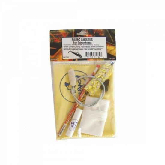 Kit de Limpeza Para Saxofone CARE KIT PRIMO