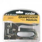Grampeador Manual 4-8MM VONDER