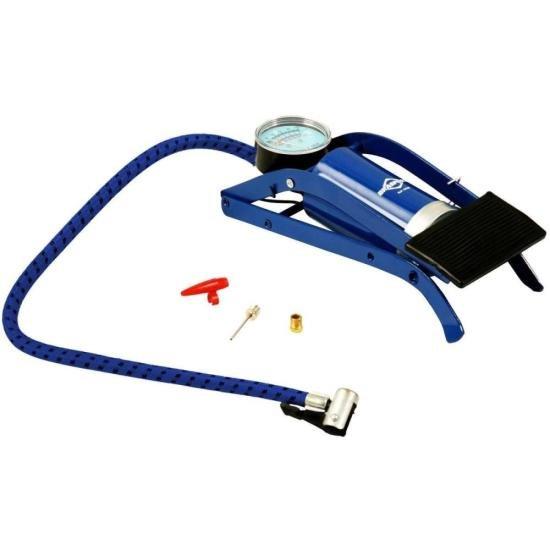 Bomba de Ar Pedal Azul BRASFORT