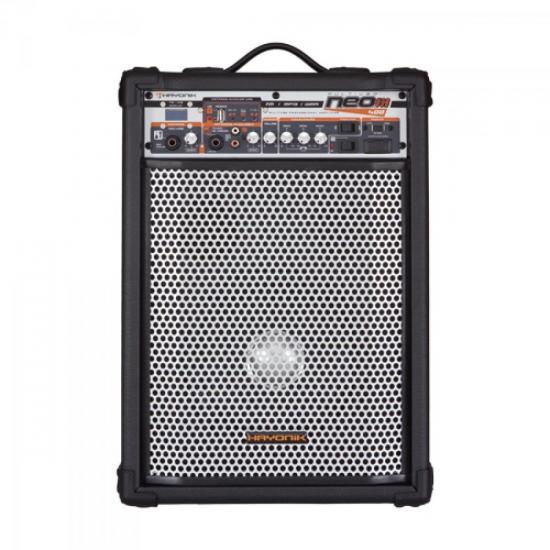 Caixa Multiuso NEO 400 FM/USB 60W Preta HAYONIK