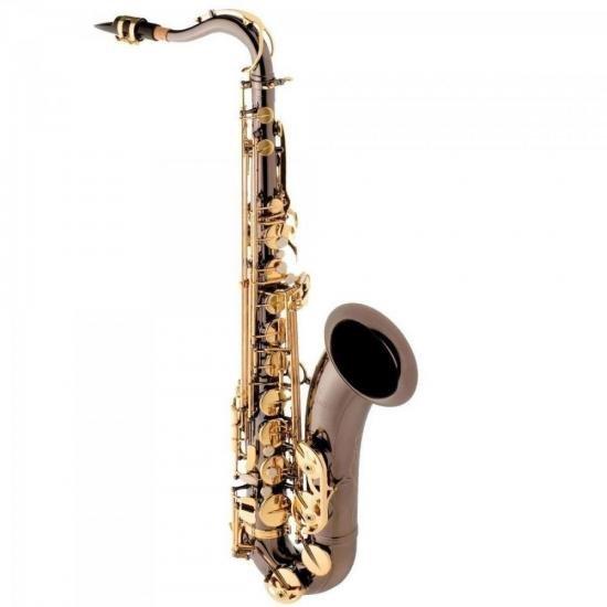 Saxofone Tenor Bb ST503-BG Preto Onix EAGLE