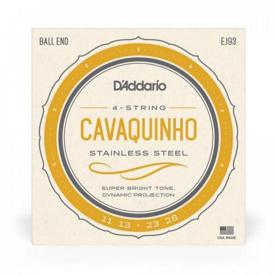 Encordoamento para Cavaco J93 D'ADDARIO