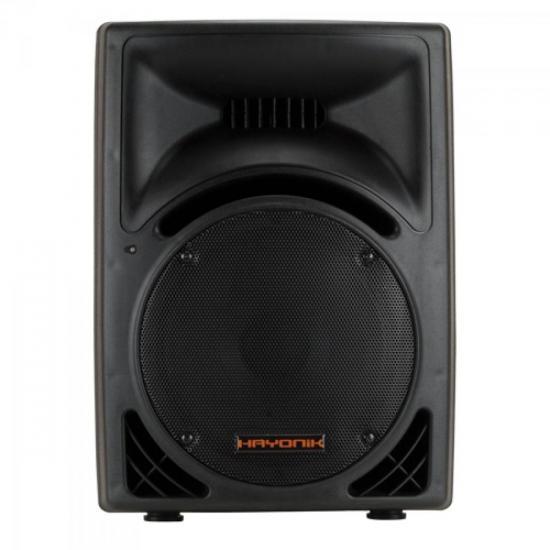 Caixa Acústica Passiva 200W HUNTER 2000P Preta HAYONIK