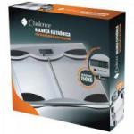 Balança Digital BAL150 Preto/Prata CADENCE