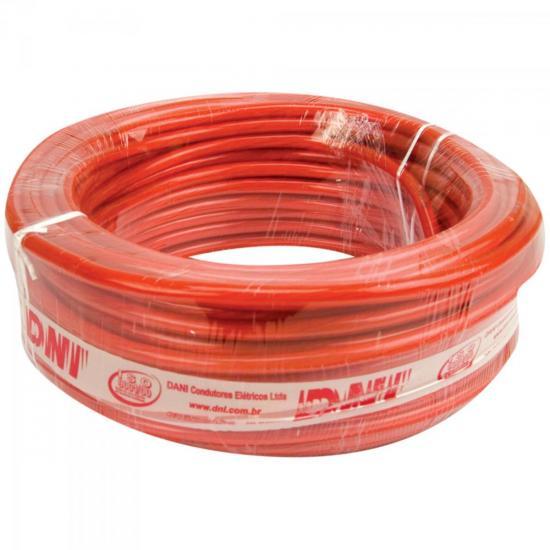 Fio Flex 6.00 Cristal/Vermelho 50 metros DNI