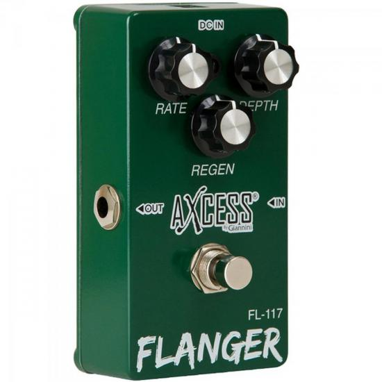 Pedal de Efeito FL117 Flanger Axcess by GIANNINI