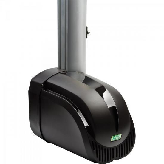 Automatizador Basculante 1/4 HP 127V 1,4m Preto RCG