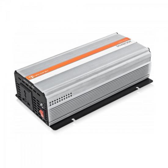 Inversor de Onda Senoidal 12VDC/220V USB 1000W HAYONIK