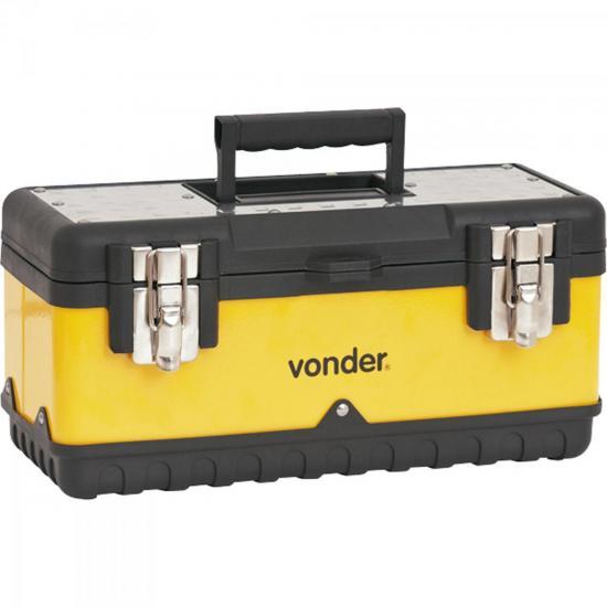 Caixa Metálica para Ferramentas CMV0590 VONDER