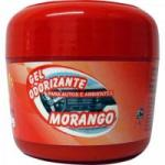 Gel Odorizador Automotivo 60g Morango SUN CAR